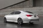 Lexus LF-Gh Hybrid Concept-9