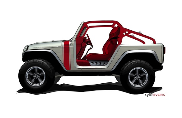 Jeep Teases New Concepts For Moab Jeep Safari