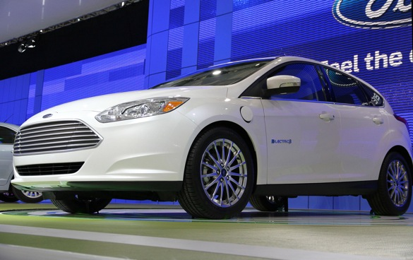 Ford Earns $2.6 Billion In Q1 2011