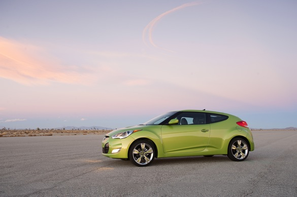 Rumor: Hyundai To Show Veloster Turbo In New York