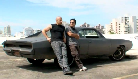fast five 2011 charger. in the upcoming Fast Five