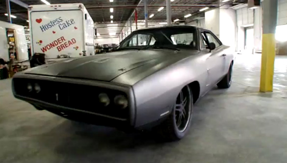 Behind Fast Five: Re-Igniting Dominic Toretto's 1970 Charger