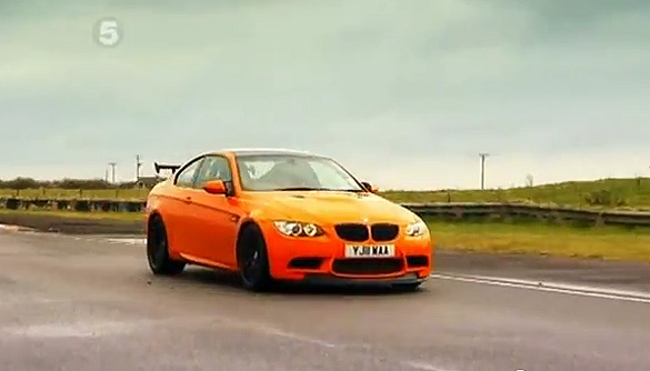 Video: Fifth Gear's Viki Butler-Henderson Rings Out the BMW M3 GTS