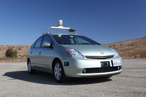 Google Engineer: Self-Driving Cars Could Save A Million Lives Each Year