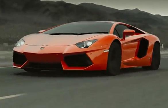 Video: Lamborghini Aventador LP700-4 Official Commercial