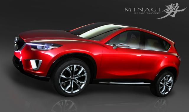 Mazda Tribute To Be Replaced By CX-5
