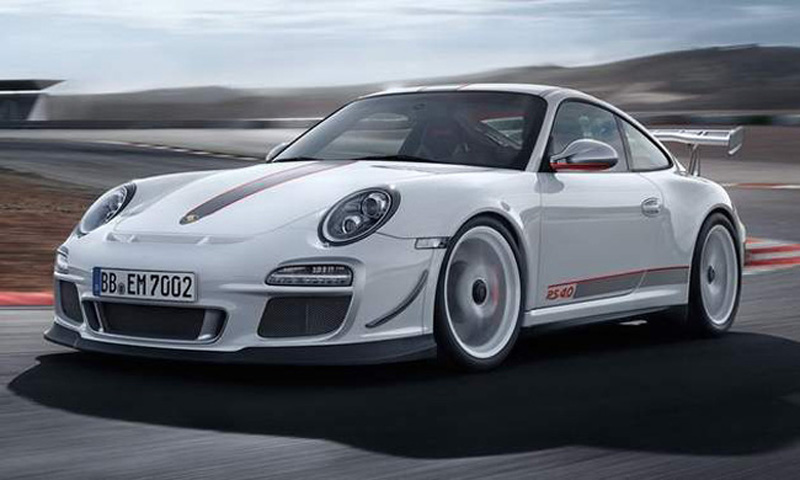 Porsche 911 GT3 RS 4.0 Official Images Leaked
