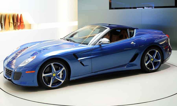 Ferrari Superamerica 45 is One of a Kind