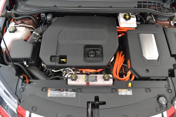 chevrolet volt review test drive there