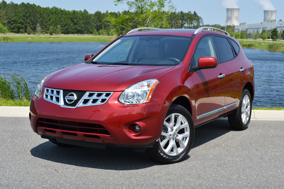 2011 Nissan Rogue SL Review & Test Drive