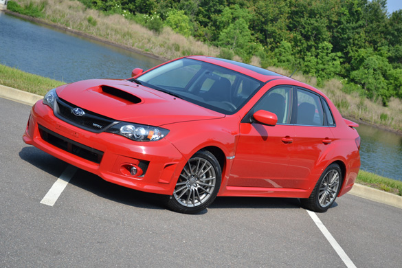 2011 Subaru Impreza WRX – 'Rally Inspired, Road Driven'