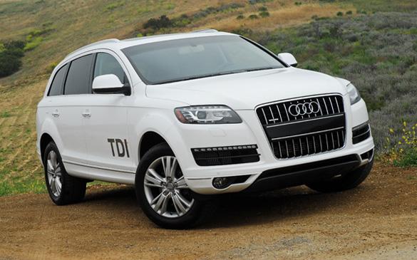 2011 Audi Q7 TDI Quattro SUV Review & Test Drive