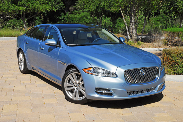 2011 Jaguar XJL Review & Test Drive
