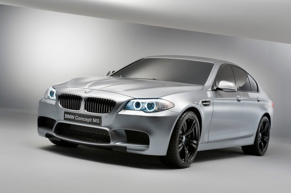2012 BMW M5 Rumored to get All-Wheel-Drive Version