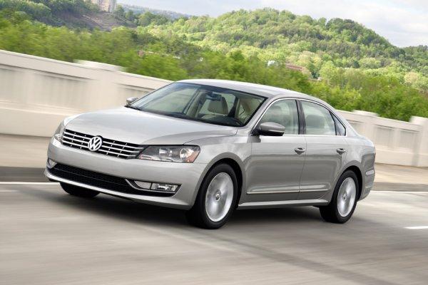 VW's New Passat Starts Under $21,000