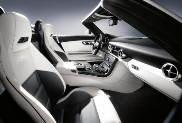 2012 mercedes-benz sls amg roadster高清图片