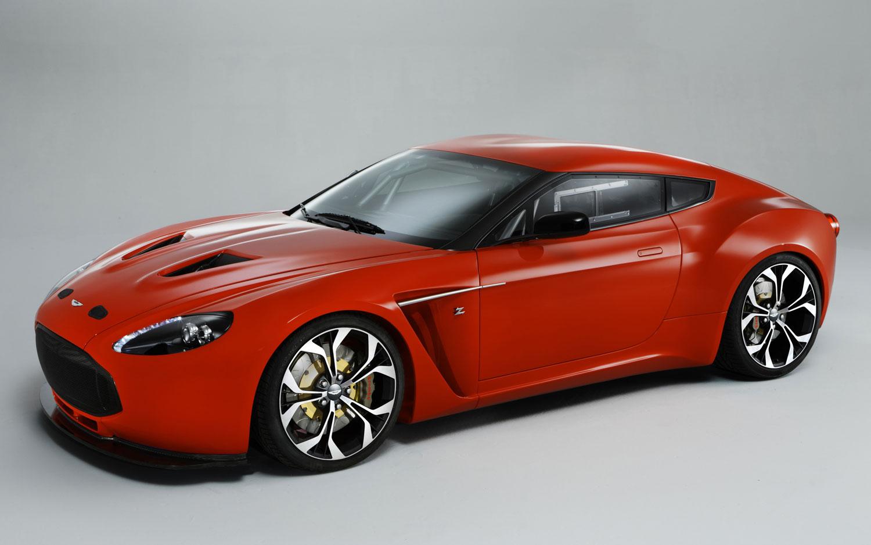 Aston Martin Zagato V12 Endurance Racer introduced for Villa d'Este Concours
