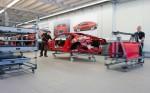 Audi R8 e-tron development center-11