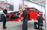 Audi R8 e-tron development center-4
