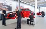 Audi R8 e-tron development center-5