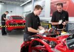 Audi R8 e-tron development center-6
