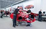 Audi R8 e-tron development center-8