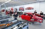 Audi R8 e-tron development center-9