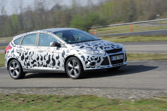 Ford's Focus ST Begins Prototype Testing