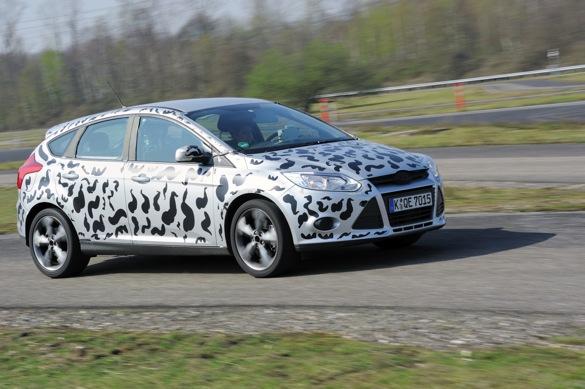 Ford's Focus ST Begins Prototype Testing