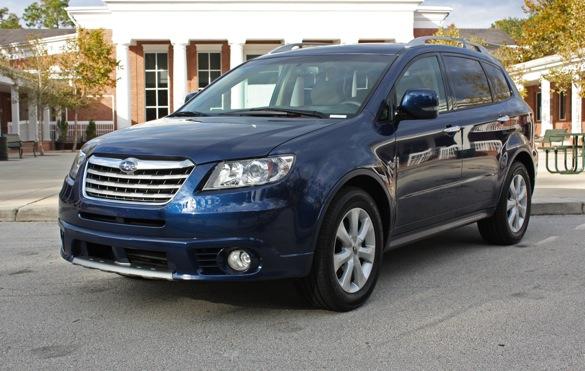Report: Subaru Tribeca, Mazda6 Living On Borrowed Time