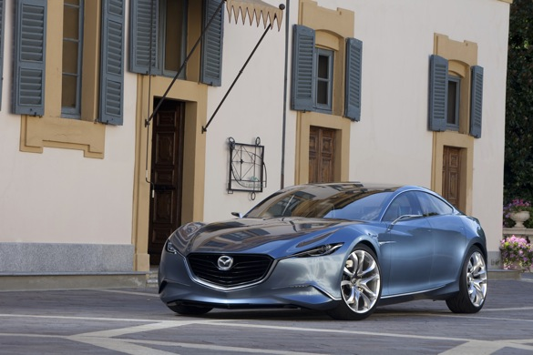 2020 Mazda RX-8 Sport Design And Price Rumors >> Ugly Rumor We Hope Isn T True Mazda Rx 8 Successor To Be A Hybrid