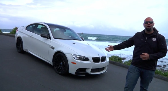 Video: The Smoking Tire Reviews 2011 BMW M3 Competition Package