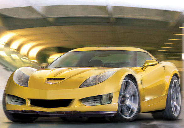 Rumor Mill: Next Chevy Corvette C7 To Be Mid-Engine & Rival Ferrari