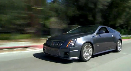 Video: 2011 Hennessey Cadillac CTS-V Coupe w/ 700 HP in Jay Leno's Garage