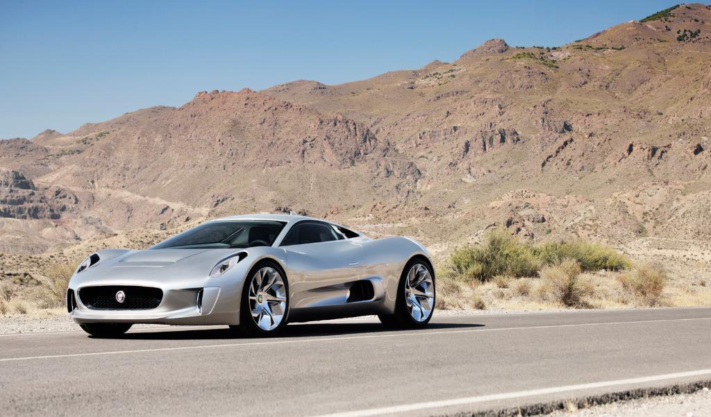 Fat Cat Going Into Production: Jaguar C-X75 Hybrid Supercar To Cost $1.1 Million