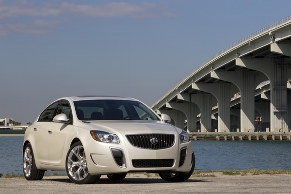 Buick Ups The Horsepower On The Regal GS