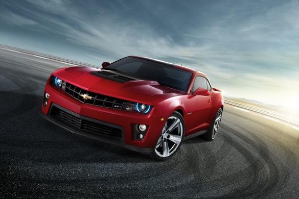 Mustang Sales Losing Ground To Camaro