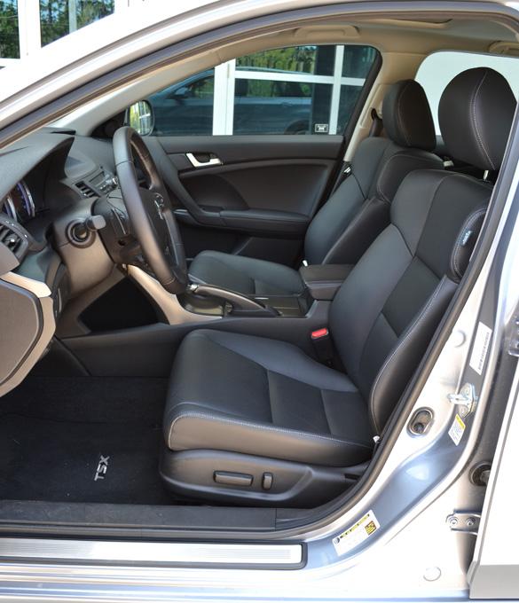 100 Hot Cars » Acura TSX