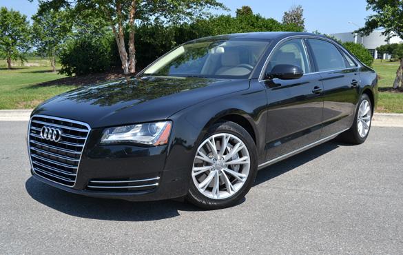 2011 Audi A8L Review & Test Drive