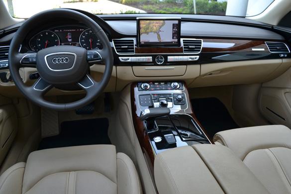 2011 Audi A8l Review Amp Test Drive