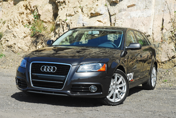 2011 Audi A3 TDI S-Line Premium Plus Review & Test Drive
