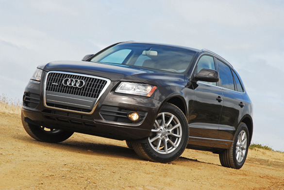 2011 Audi Q5 2.0T Quattro Review & Test Drive