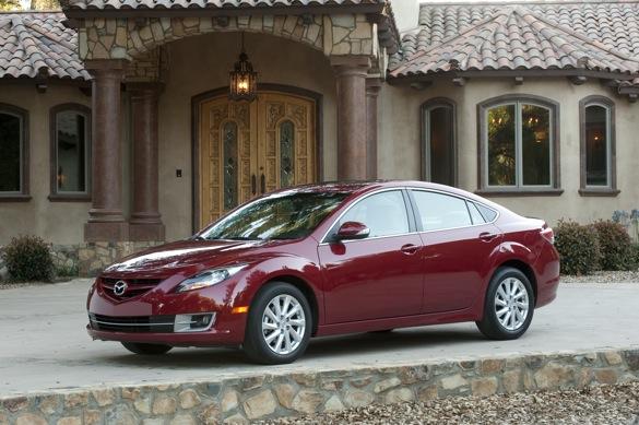 Report Says Mazda To Halt U.S. Production