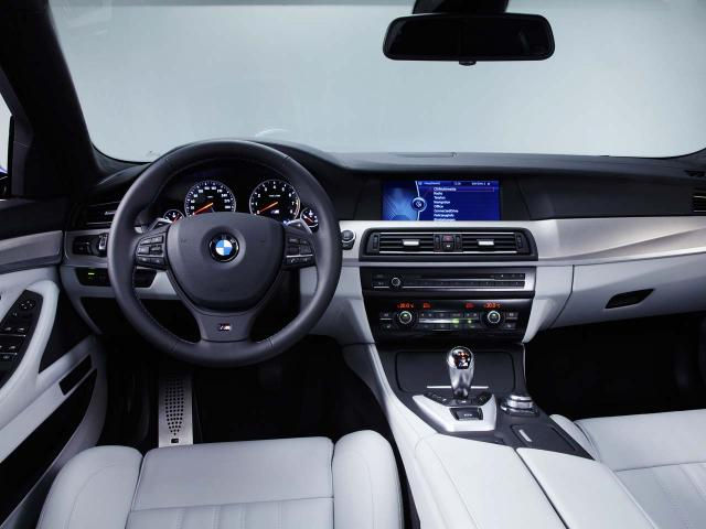 First Official 2012 BMW M5 F10 Production Images Hit The Web