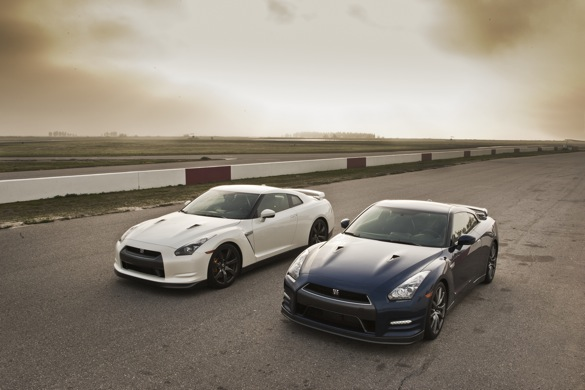 Report: More Powerful Nissan GT-R In The Works For 2013
