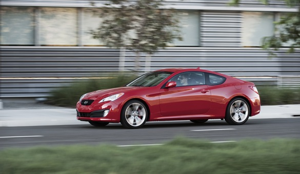 New Hyundai Genesis Coupe Coming In 2012