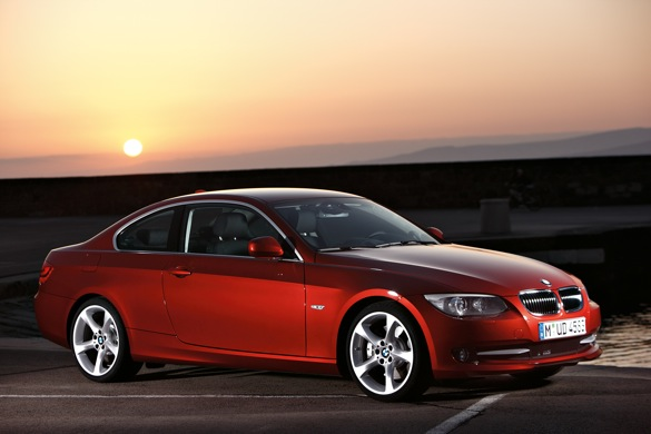 Report: BMW Dropping 3 Series Name