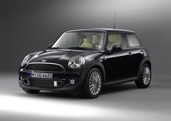 Mini Car, Maxi Sticker: Mini Inspired by Goodwood Priced