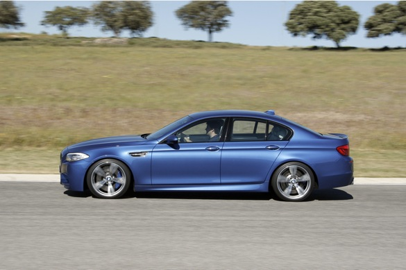 "BMW M5 Takes ""World's Fastest Sedan"" Honors. We Think."