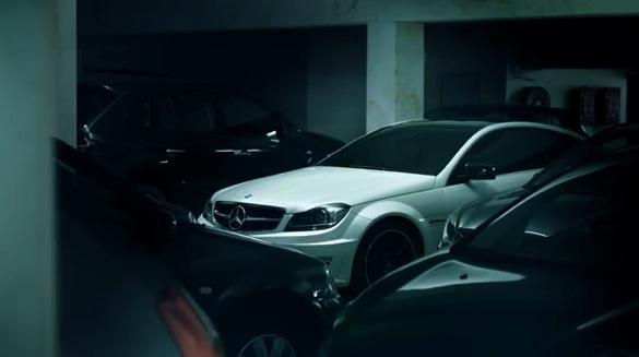 Mercedes-Benz Explains Male Psychology
